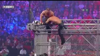 Championship Full Match Triple Threat Steel Cage Match: Extreme Rules 2011