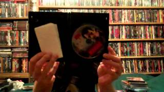 Mostly Horror Bluray, DVD, VHS Collection Update 05/22/13 Also Maniac Remake Review