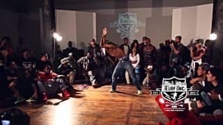 TURFinc 14 x The Lab | KIDD STROBE vs KROW | TURFIN AGAINST THE WORLD 2 dance battle
