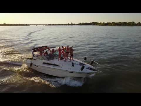 Party Cove Drone Footage 2017 Lake Lewisville Texas Preview