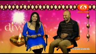 VJ / Anchor Saranya Ganesh |  Tune 6 | 2015 Diwali Special live Music Director interview
