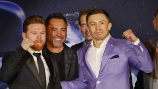 Gennady Golovkin speaks real, raw (and in Russian) about Canelo and clenbuterol