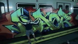 Sorry We Can't Stop - Rascals RCL's Train Graffiti Movie