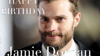 Happy Birthday Jamie Dornan