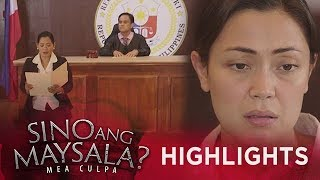 Fina's request for a DNA test gets denied | Sino Ang Maysala