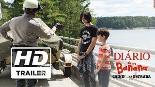 Diário de Um Banana: Caindo na Estrada | Trailer Oficial | Dublado HD