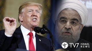 U.S. to aggressively counter Iran