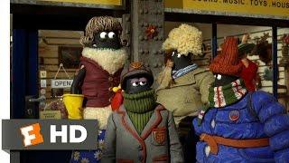 Shaun the Sheep Movie (2015) - Sheep in Human Clothing Scene (3/10) | Movieclips