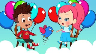 Happy Birthday with Balloons | Funny Cartoons for Children #54 | Animation for Kids | SM Cartoon TV
