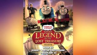 Sodor's Legend Of The Lost Treasure - Soundtrack