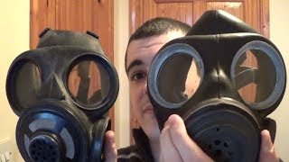 All about the British LaG Respirator and the Canadian C3