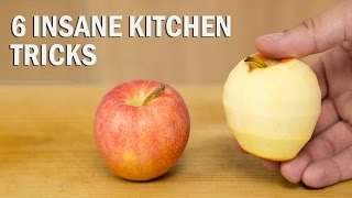 6 Insane Kitchen Tricks