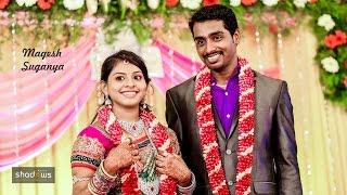 Tamil Wedding Highlights Magesh weds Suganya