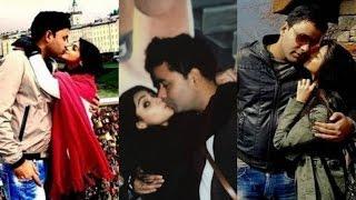 Sasural Simar Ka Khushi AKA Jyotsna Chandola Hot Lip Locks With Husband On Europe Vacation Pics !!