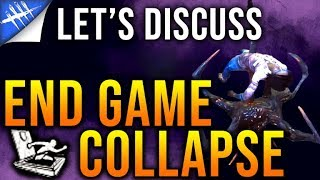 End Game Collapse - Dead by Daylight Let's Discuss