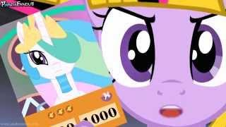 Yu-gi-oh! Re enacted by Ponies - Fandub Español Latin.
