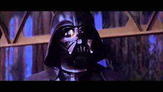 Luke Skywalker Surrenders to Darth Vader - HD1080p - Star Wars Episode VI Return of The Jedi