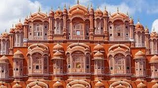 Hawa Mahal. jaipur, India