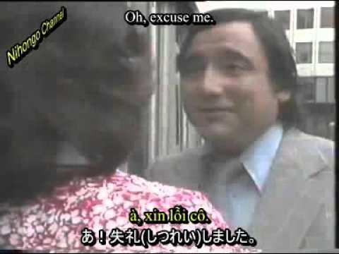 Yan san and the japanese people Japanes-english- Viet- subtitle 3/26 (Tiếng nhật cơ sở bài 3/26)