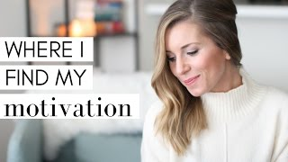 Opening Up About Where I Find My Motivation | Simple Living, Loss, Minimalism