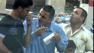 كاميرا خفية مع المواطنين حلقة بيع عطور  مميزة  و مضحكة للفنان ضافي العبداللات