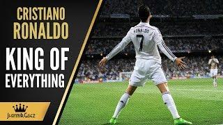 Cristiano Ronaldo || King of Everything || 2016 || ᴴᴰ