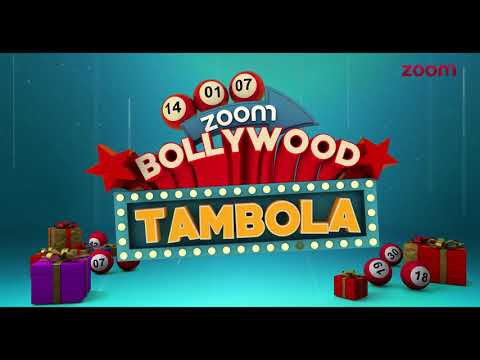Watch & Win Tambola Contest With A Bollywood Twist