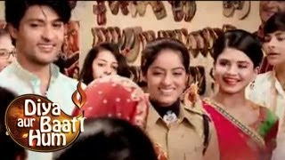 Sandhya & Sooraj's GRAND CELEBRATION in Diya Aur Baati Hum 21st April 2014 FULL EPISODE