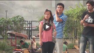 Sneezed Sprayed Prank Hindi/Nepali