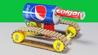 How to Make Amazing RC Car Using Pepsi | RC Tank