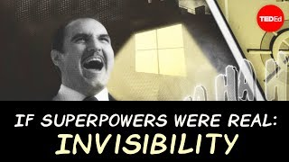 If superpowers were real: Invisibility - Joy Lin