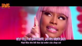 [Lyrics+Vietsub] Nicki Minaj - The Night Is Still Young