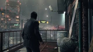 Quantum Break - Gameplay Premiere Gamescom 2014