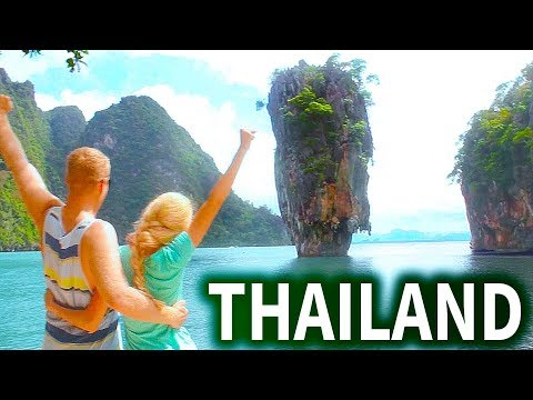 Thailand Travel Guide Vacation Vlog Video Trip What to do in Places Visit See Best Blog tips 17 HD