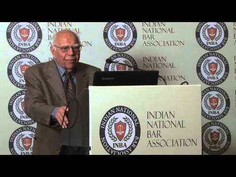 Sr. Advocate Shri Ram Jethmalani, Chief Patron, INBA