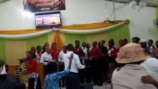 MY SOUL SAYS YES- By Faith Chapel Choir