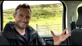 Writing Scripts in Scotland, on the Isle of Skye