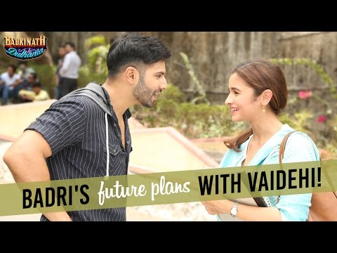 Xxx Mp4 Badri S Future Plans With Vaidehi Badrinath Ki Dulhania Varun Dhawan Alia Bhatt 3gp Sex