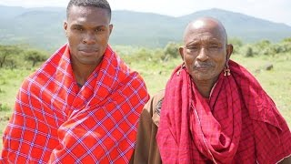The Maasai Elder speaks on the origins of the Maasai, White Supremacy, and Black Unity