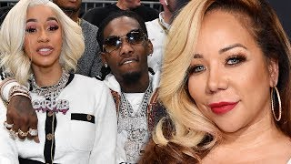 Tiny has a lot to say about Cardi B & Offset that has everyone calling her a hypocrite