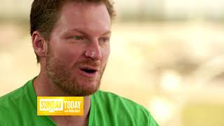 Preview: Dale Jr. talks about his dad on 'TODAY'