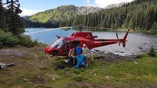 Whistler British Columbia Helicopter Fly Fishing Trips