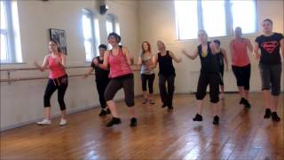 Drinking from the Bottle - Zumba with Helen