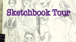 SKETCHBOOK Tour ! HD (June 2014 - June 2015)