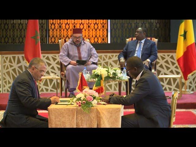 Sénégal-Maroc: Accords de partenariat public-privé / privé-privé