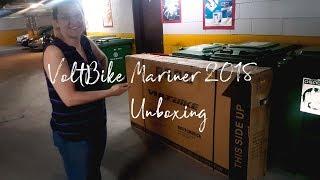 Voltbike Mariner 2018 Unboxing