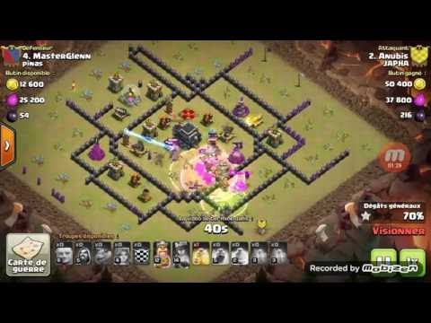 Xxx Mp4 TH9 3 STARS War Attack Replays MID Heroes VaBy 3gp Sex
