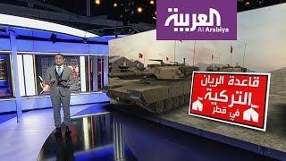 قاعدة الريان التركية في قطر