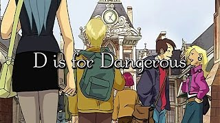 W.I.T.C.H. Season 2 - Episode 04 (D is for Dangerous)