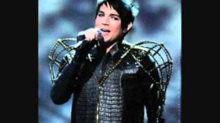 Adam Lambert - If I Had You - For Your Entertainment - Lyrics In Description ^-^